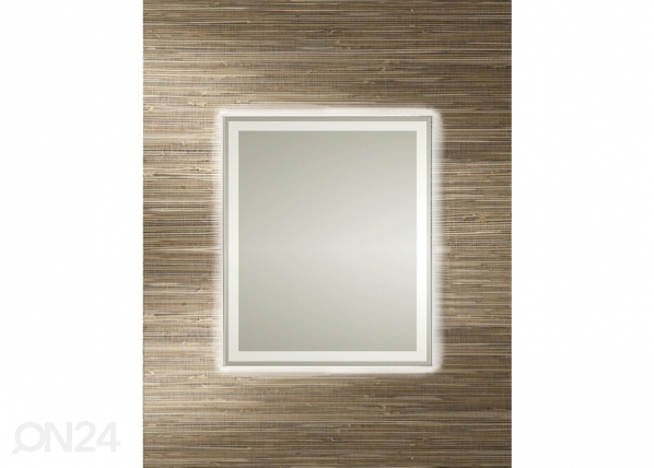 Peili Gent LED 40x50 cm