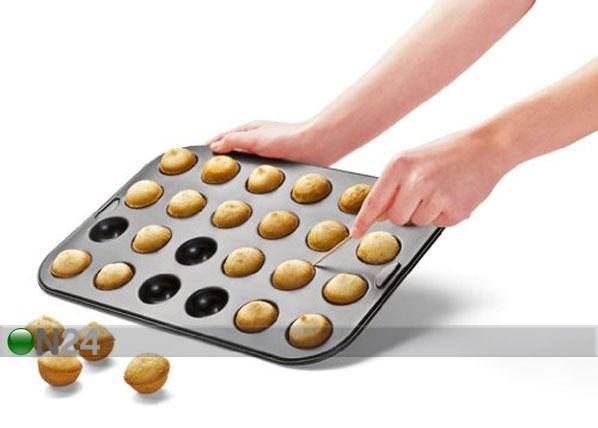 Leivos- tai karamellien valmistuspakkaus