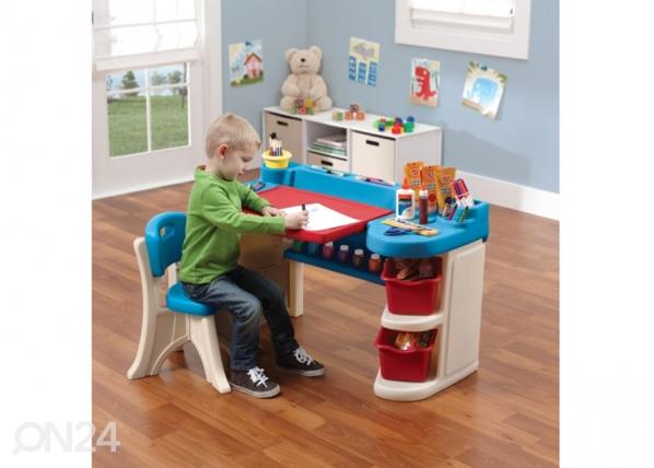 Työpöytä STEP2
