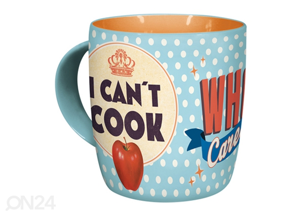 Muki I CAN´T COOK, WHO CARES SG-80664