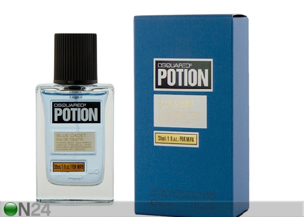 Dsquared2 Potion Blue Cadet EDT 30ml