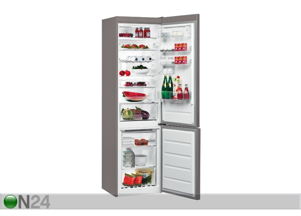 Jääkaappi/pakastin Whirlpool