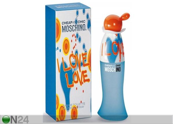 Moschino I Love Love EDT 30ml