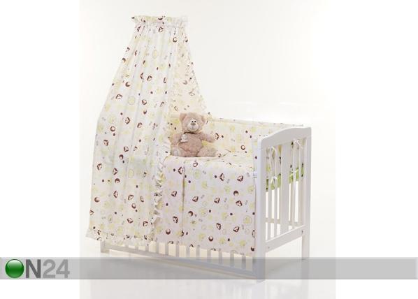 Lasten pussilakanasetti 110x140 cm