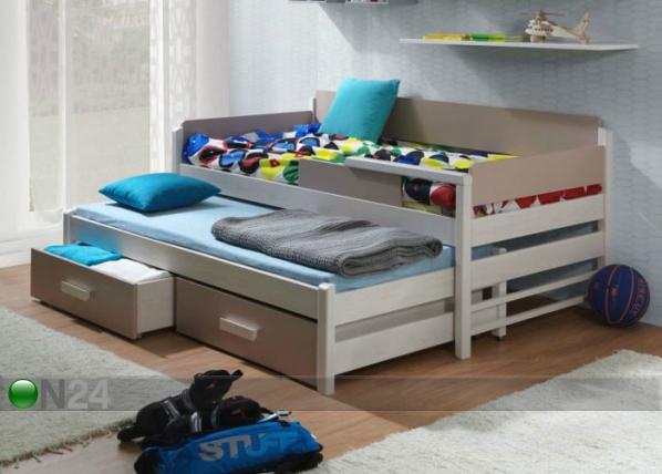 Sänkysarja, 2-os 80x180 cm