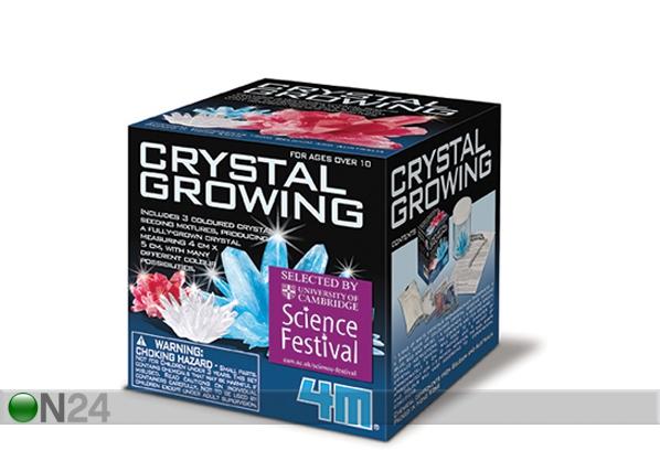 Kasvavat kristallit