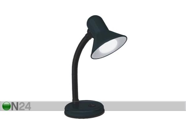 Pöytävalaisin ja LED lamppu 5W