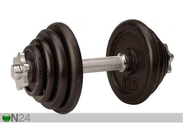 Rautapainot 15 kg