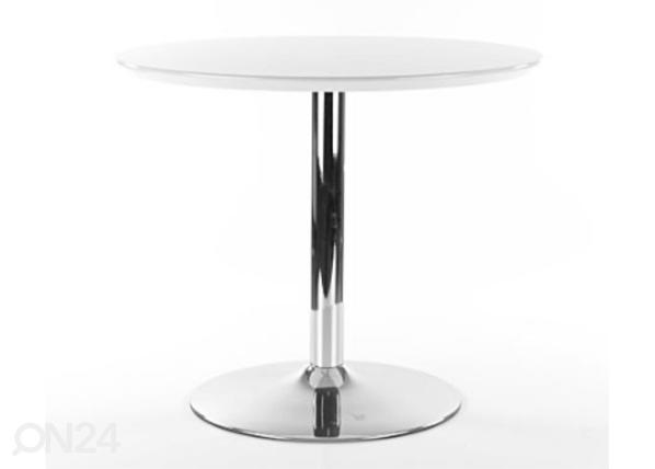 Ruokapöytä FLAVIO Ø 90 cm