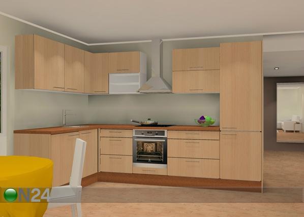 Baltest keittiö Carmen