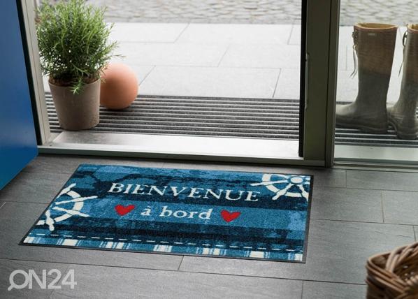 Matto BIENVENUE A BOARD 50x75 cm