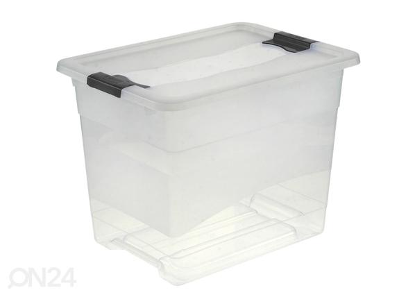 Laatikko CRYSTAL-BOX 24L