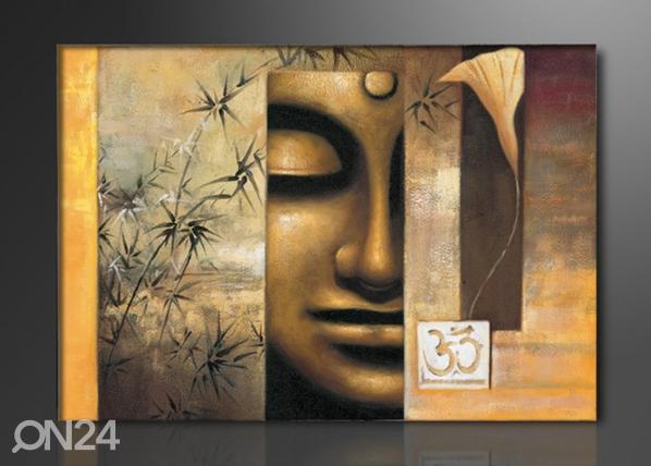 Seinätaulu BUDDHA 60x80 cm