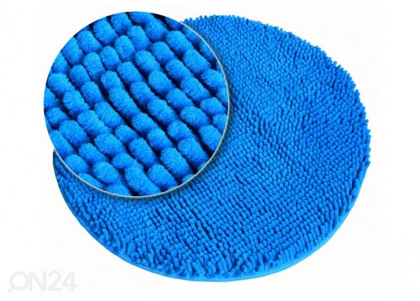 Kylpyhuoneen matto TWISTY Ø60 cm