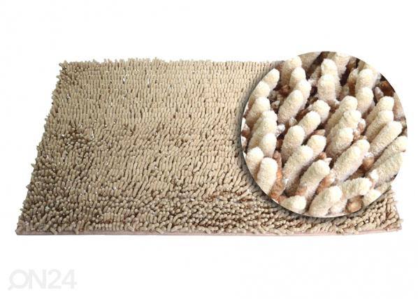 Kylpyhuoneen matto SALSA 50x80 cm