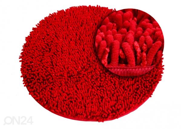 Kylpyhuoneen matto SALSA Ø60 cm