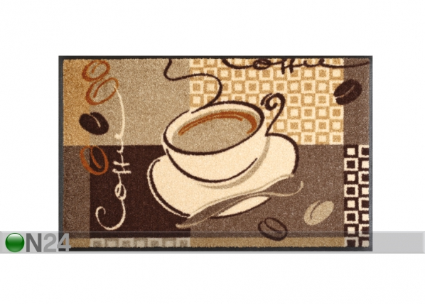Matto COFFEE 50x75 cm A5-86985