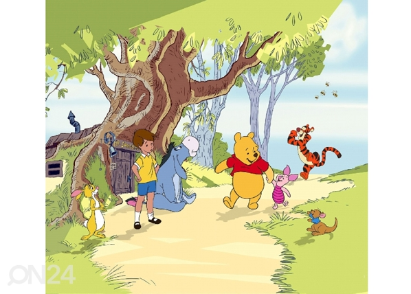 Fotoverho WINNIE THE POOH AND FRIENDS ED-87098