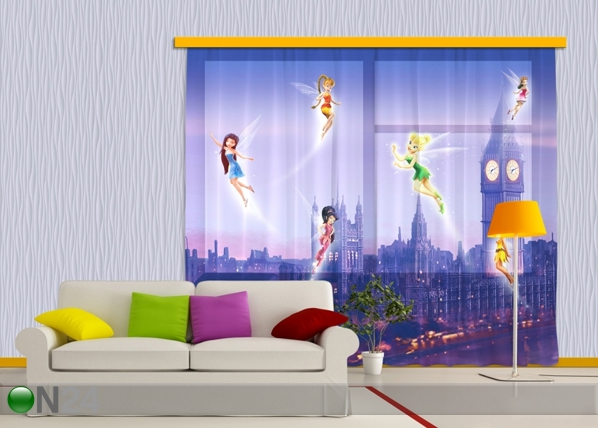 Fotoverho DISNEY FAIRIES IN LONDON ED-87108