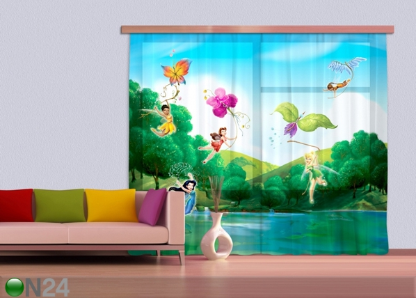 Fotoverho DISNEY FAIRIES WITH RAINBOW ED-87112