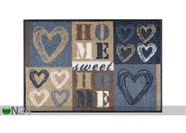 Matto LOVELY HOME 50x75 cm A5-87260