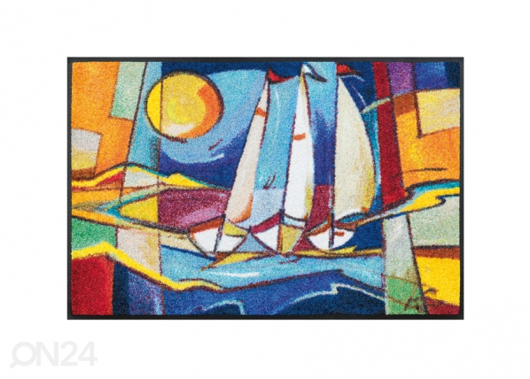 Matto SAILING HOME 50x75 cm A5-87628