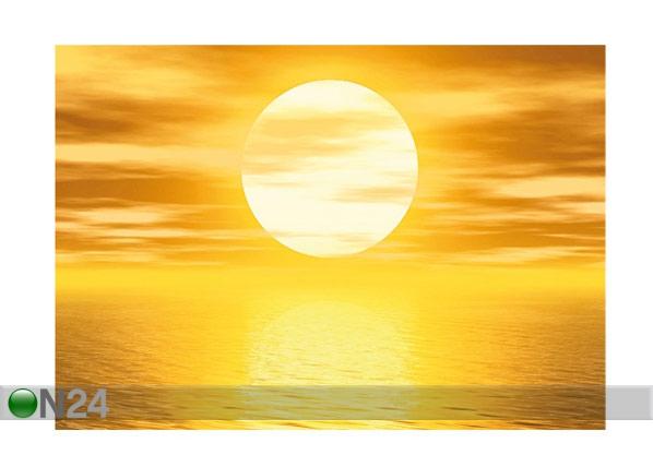 Kuvatapetti GOLDEN SUN 400x280cm