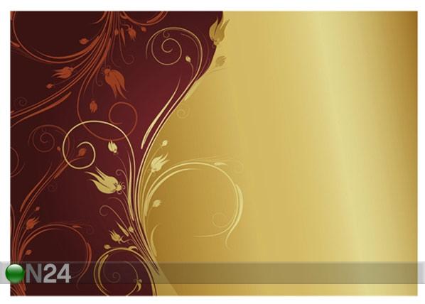 Kuvatapetti GLAMOROUS FLOWERS 400x280cm