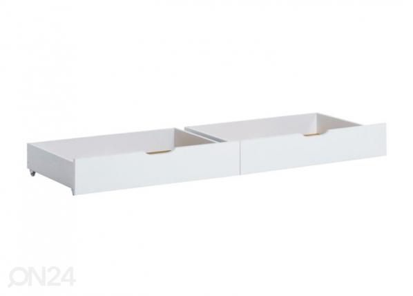 Vuodevaatelaatikot 2 kpl PREMIUM sänkyyn
