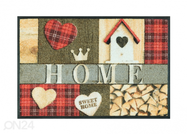 Matto COTTAGE HOME 40x60 cm A5-89639