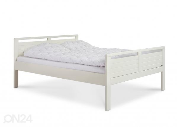 Sänky SENIORI 120x200 cm, koivu