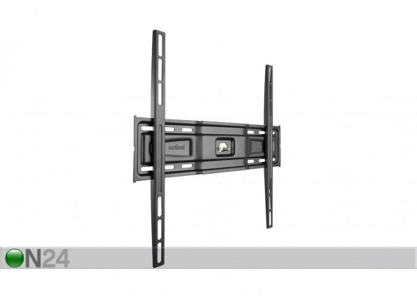 TV-seinäteline SlimStyle 400 S musta