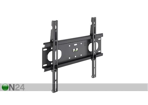 TV-seinäteline SlimStyle 400 F musta