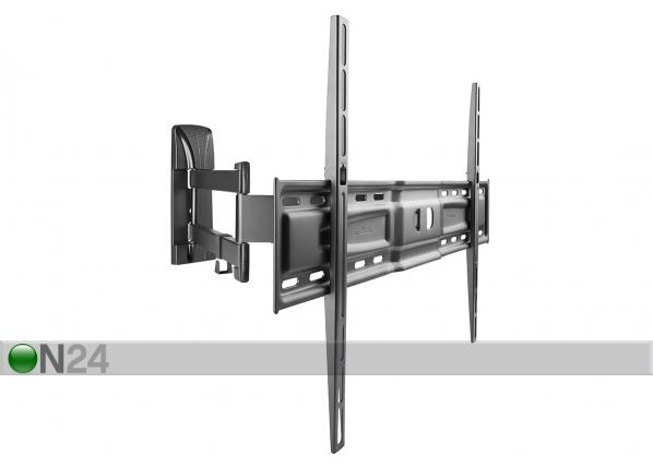 TV-seinäteline SlimStyle 600 SDR musta
