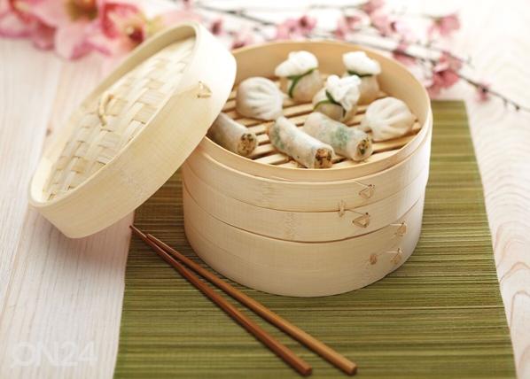 Bambu höyrystin Ø 20 cm