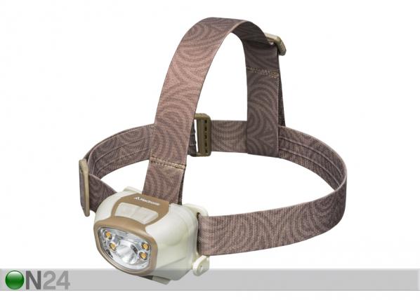 Otsalamppu MACTRONIC NIPPO 3.3 RC 330lm