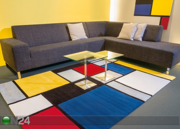 Matto COLOURED CUBES 200x300 cm A5-91942