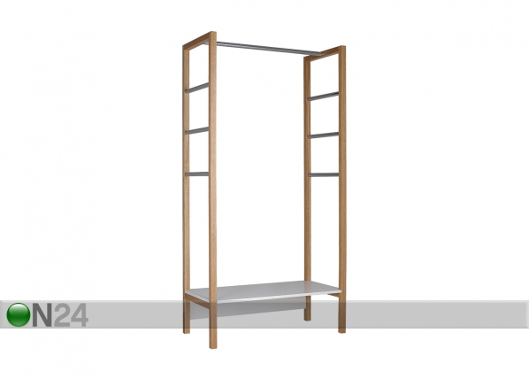 Vaatenaulakko NORTHGATE LONG COAT STAND WO-92046