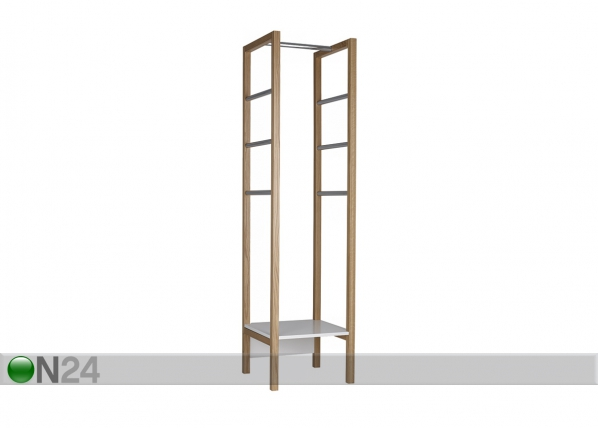 Vaatenaulakko NORTHGATE MINI COAT STAND WO-92047