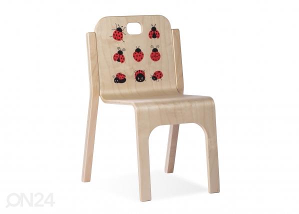 Lasten tuoli TOMMY 2-leppäkerttu