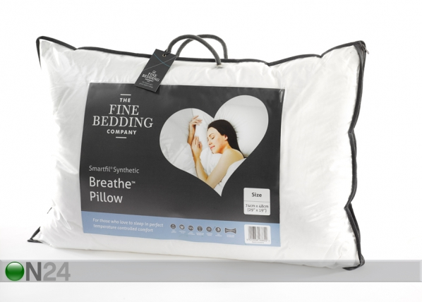 Tyyny BREATHE FIRM 48x74 cm DM-93803