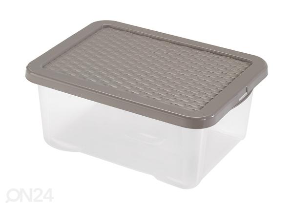 Säilytyslaatikko HEIDRUN R-BOX 18L