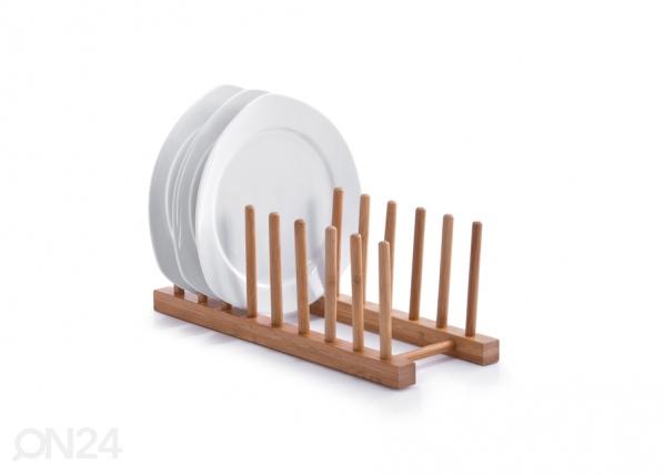 Bambu astiankuivausteline