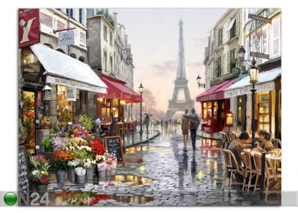 Taulu Paris 85x113 cm