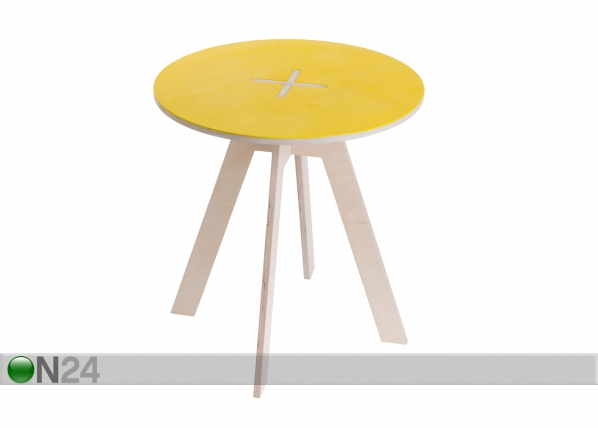 Ruokapöytä Ø 70 cm