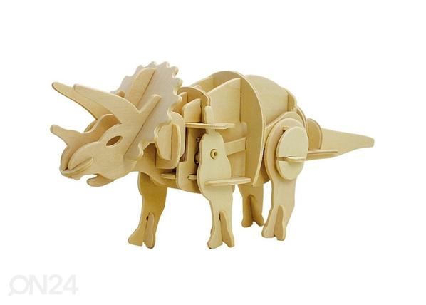 3D palapeli LIIKKUVA TRICERATOPS