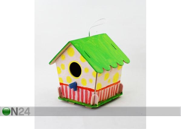 3D palapeli LINNUNPÖNTTÖ