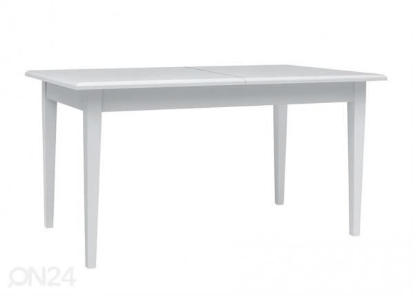 Jatkettava ruokapöytä 85x145-185 cm