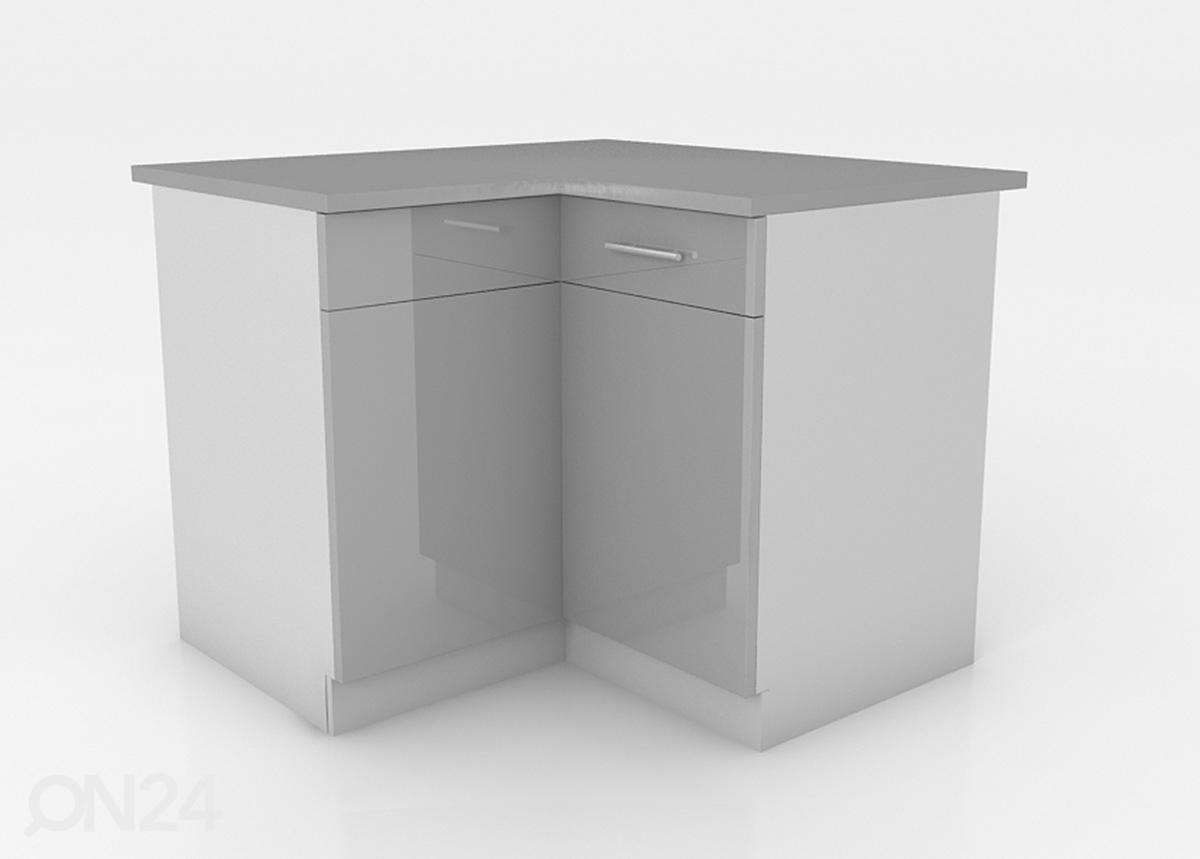 Keittiön alanurkkakaappi FEMINA 90×90 cm TF 108887  ON24 Sisustustavaratalo