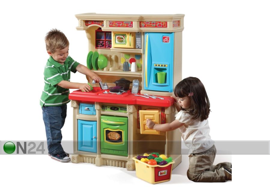 Leikkikeittiö STEP2 LIFESTYLE WB 44832  ON24 Lasten maailma